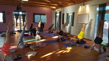 Yoga and Thai msg Retreat, Evia, Greece