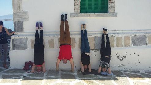 Yoga Retreat, Paros, Greece