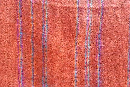 Tibetan Yak wool Shawl / blanket