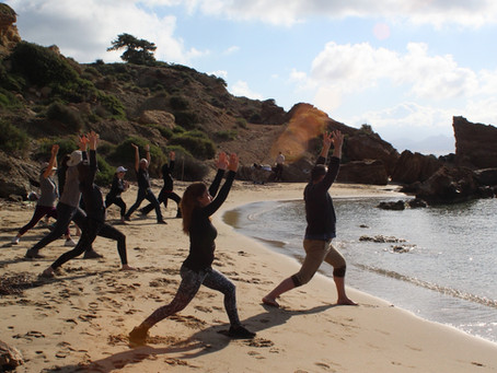 Yoga Vacation in Paros island, Greece   10-14/4/19