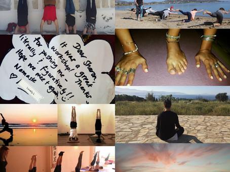 Yoga Vacation in Paros island, Greece | September 2021