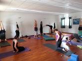 Yoga Workshop, Rishpon, Israel