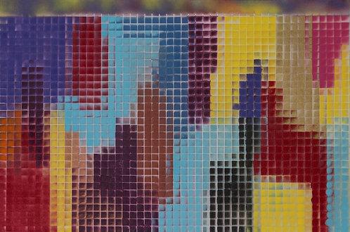 Fences - Grid 24 x 36 in
