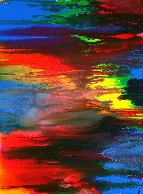 Ayers Rock - Limitless 30x40