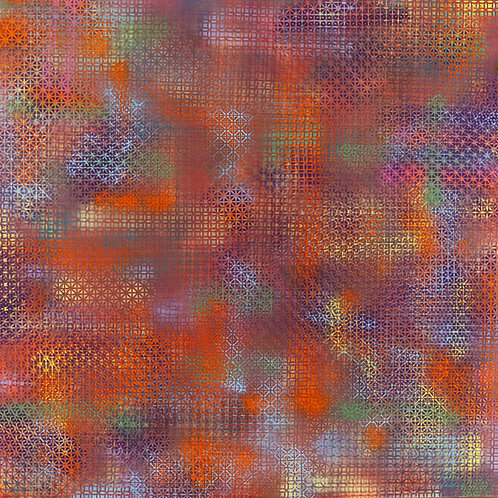 Gracious - Grid 52 x 52 in