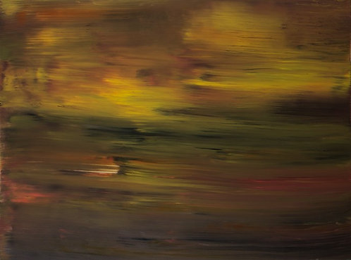 Autumn Wind - Mondays 48x36