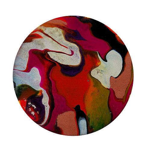 Mars - Circles of Art 16 in