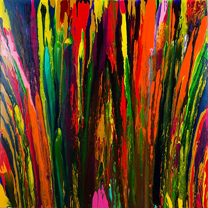 Grass Roots - Colorblast 60x60