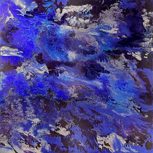 Cloudy Night - Marina 60x60