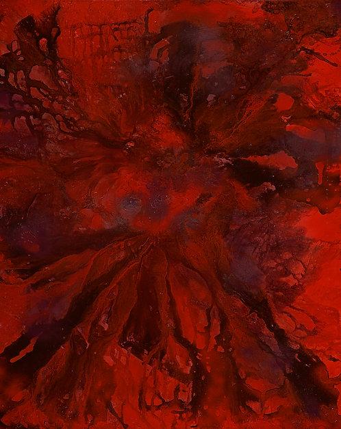 Ablaze - Limitless 48x60