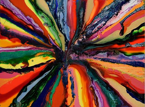 Pisang - Colorblast 30x40