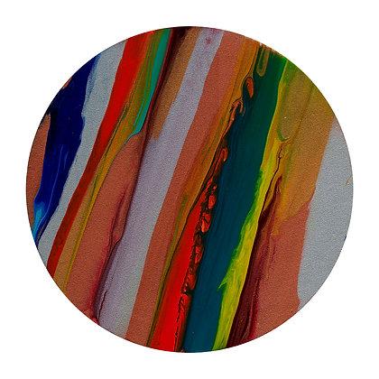 Saturn - Circles of Art 20 in