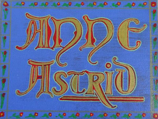 prénom Anne-Astrid
