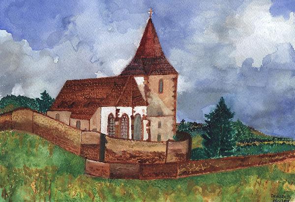 église d'Hunawihr