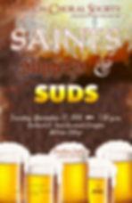 JCS Saints, Sinners & Suds Fall 2018 Pos