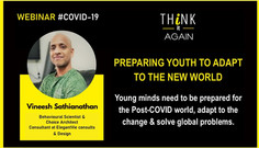 Preparing youth to adapt to the 'New World'