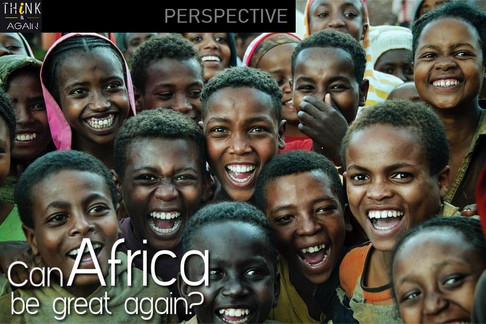Can Africa be great again?