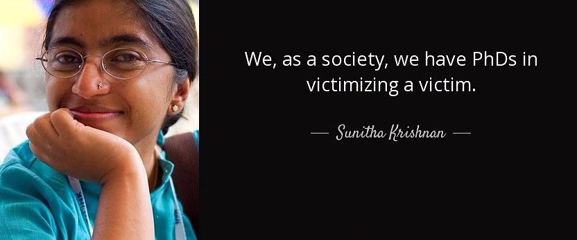 Sunita Krishnan-Think it Again