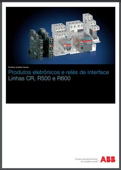 Produtos eletrônicos e relés