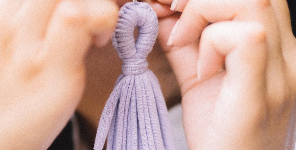 KAULAYAW tassel earrings