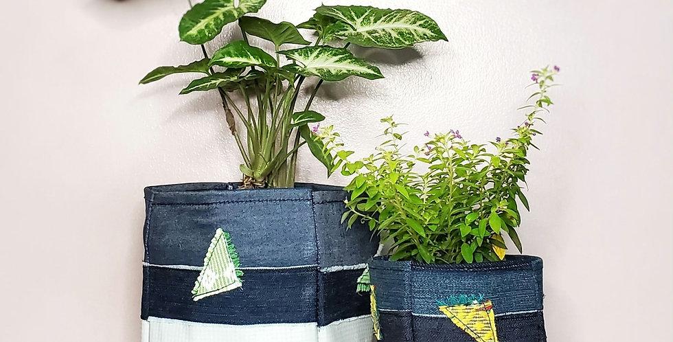 HALO-HALO Planter Sleeve