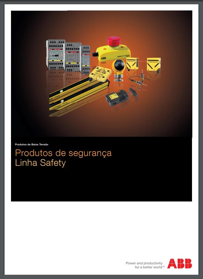 Catalogo Linha Safety
