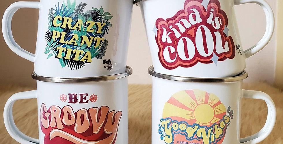 AGWA camp mug