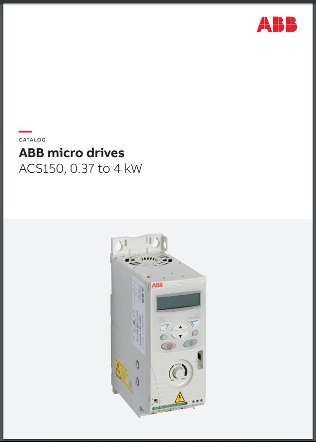 Catalogo ACS150