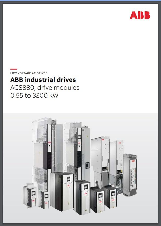 Catalogo ACS880