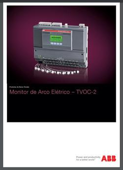 Monitor Arco Elétrico - TVOC-2