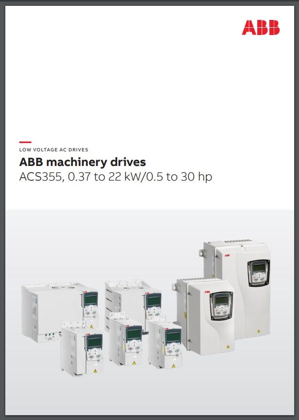 Catalogo ACS355
