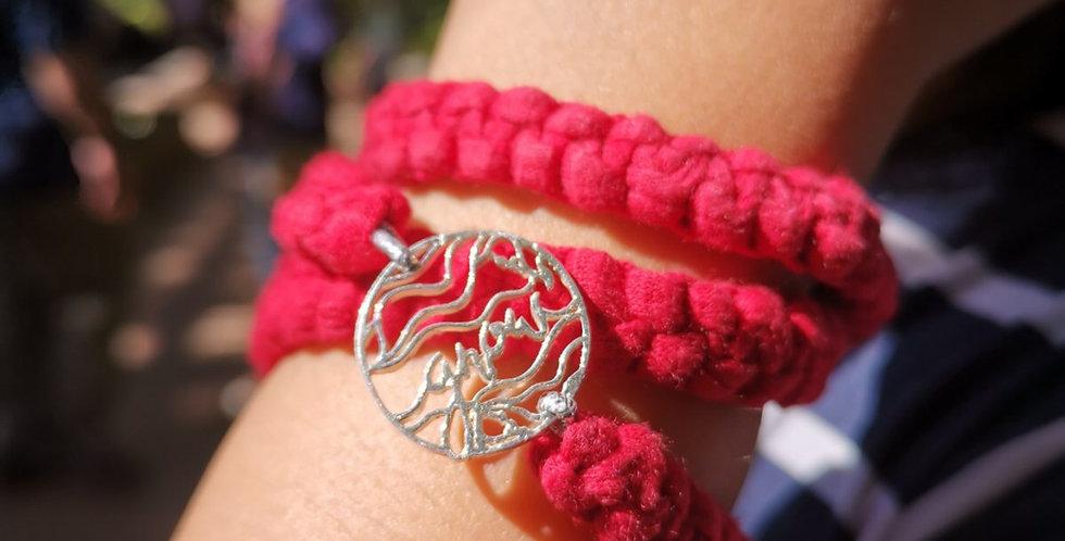 PUNLA wrap bracelet