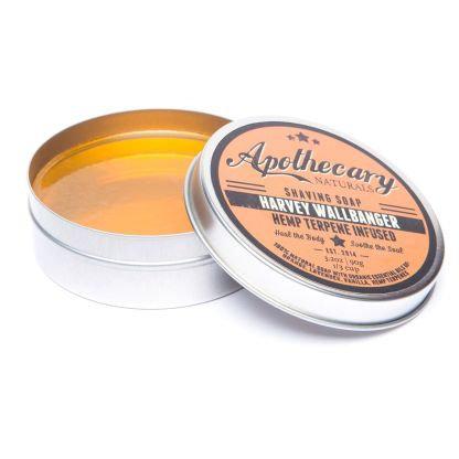 CBD Shaving Soap - Harvey Wallbanger