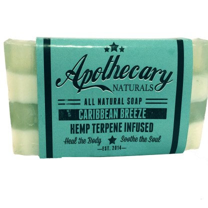 Organic CBD Infused Medicated Soap
