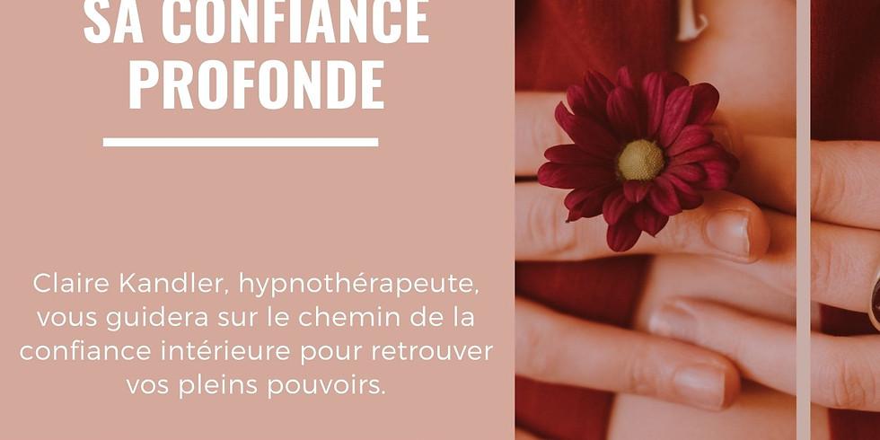 Hypnose-Se reconnecter à sa confiance profonde