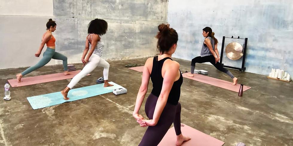 Pratique offerte pour la journée internationale du yoga (1)
