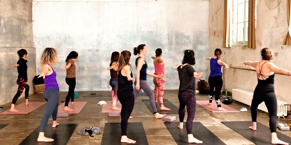 Pratique offerte pour la journée internationale du yoga