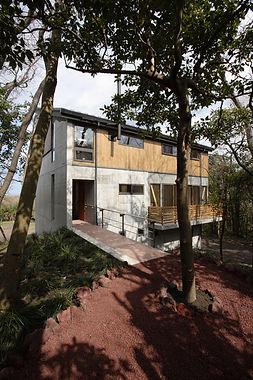 鉄筋鉄骨コンクリート住宅 無垢の木 自然素材