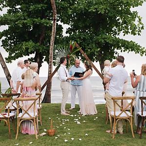Rincón Intimate Destination Wedding