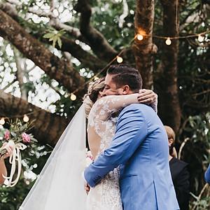 Romantic Jardines Del Castillo Wedding