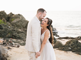 Vieques Beach Wedding