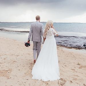 Gran Meliá Beach Wedding
