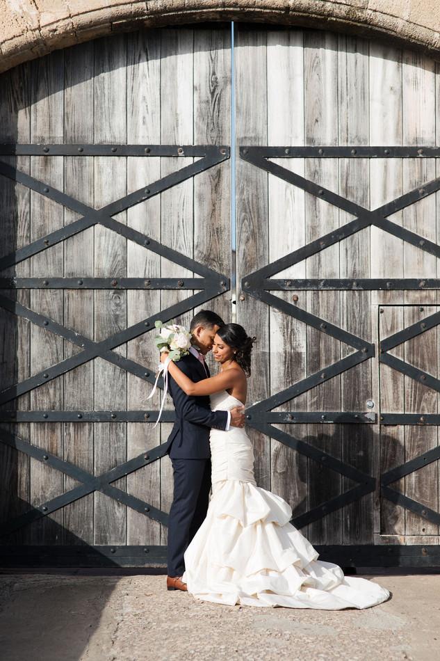 Fort San Cristobal Wedding