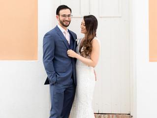 Destination Wedding at Hotel El Convento