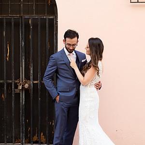Destination Wedding at El Convento