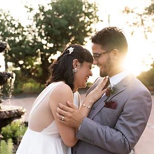 Los Jardines Del Castillo Wedding