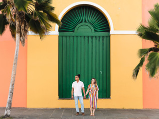 Old San Juan, Love & Stripes.