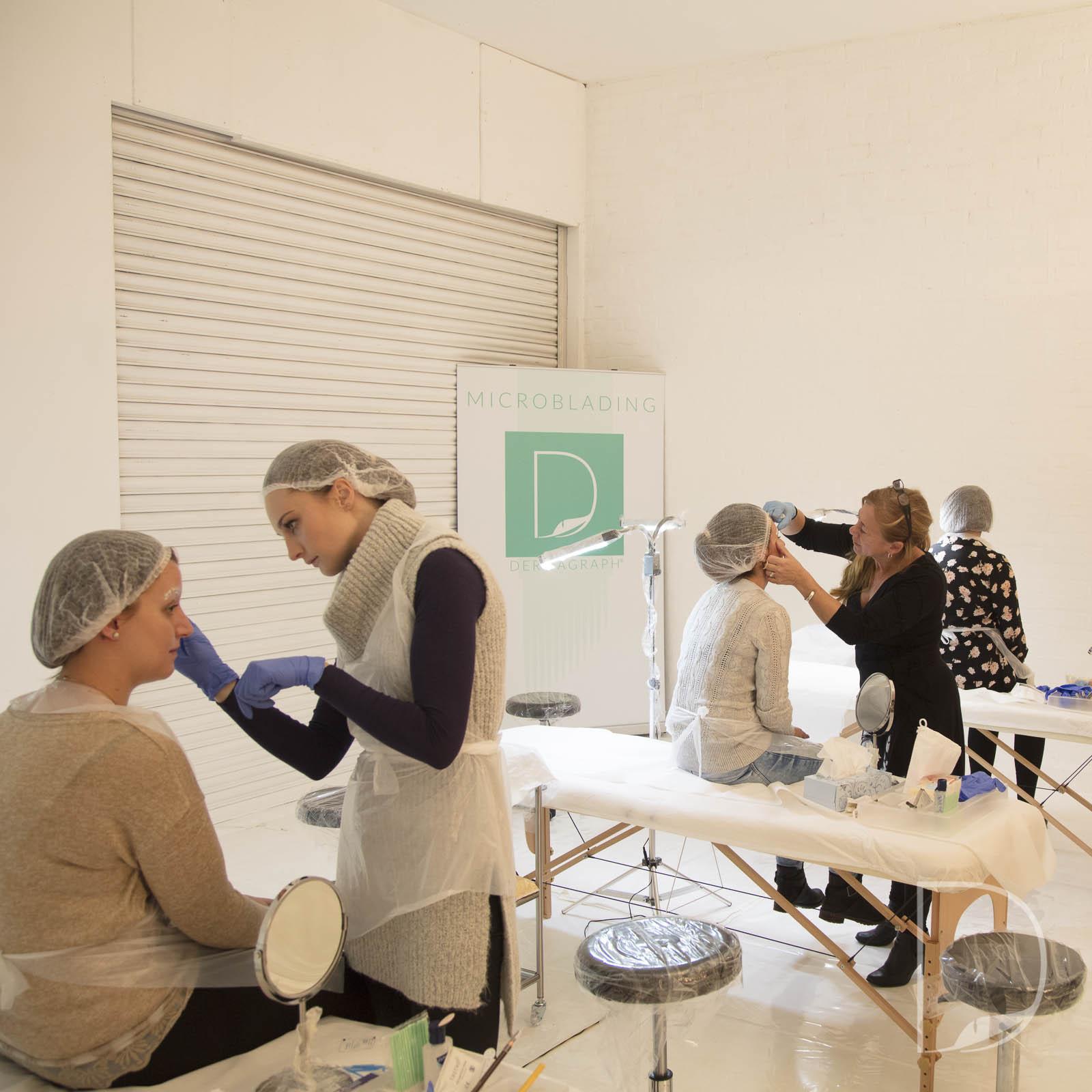 London Eyebrow Microblading Masterclass Nov-13