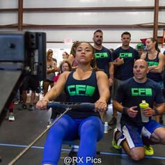 Cynthia Villalobos, Fitness Coach
