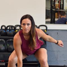 Courtney Scotto, Fitness Coach
